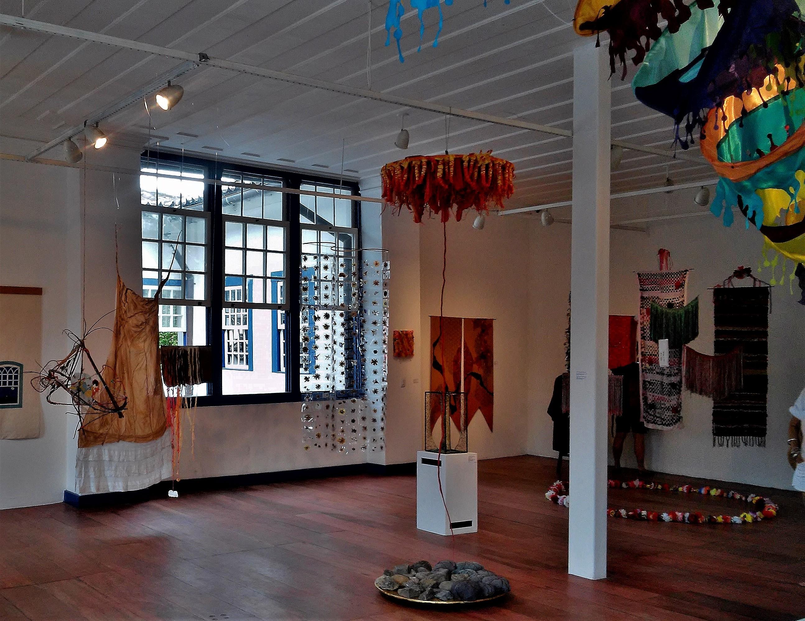 exposição do grupo TENET Casa de cultura de Paraty, outubro de 2016 (1)